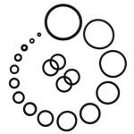 O-Ring комплект для электродов Condair