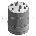 Паровой цилиндр Nordmann 1334 3x400V