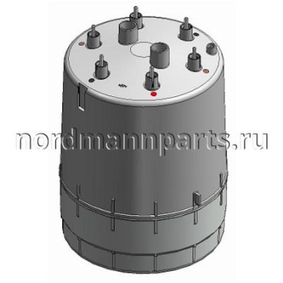 Паровой цилиндр Nordmann 2364A 3х400V