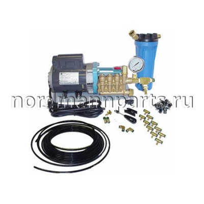 Комплект высокого давления Nordmann для моделей 4-8 кг/ч